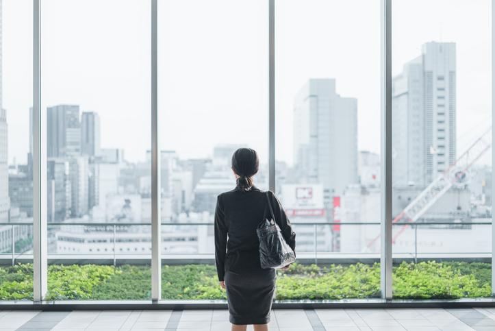東京を離れる覚悟ができなかった(写真:iStock)