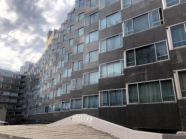 設計:東京コープ 竣工:1965年(C)コクハク