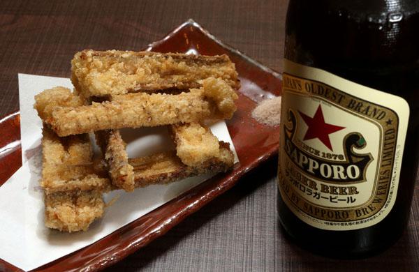 合うお酒=ビール(C)コクハク