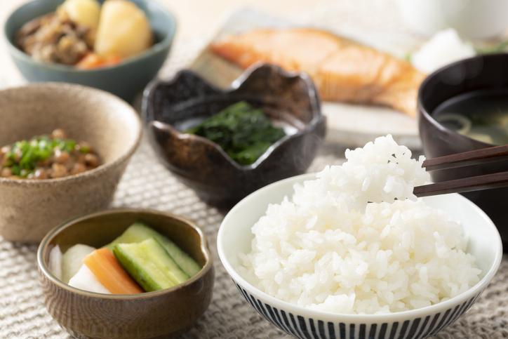 食事に強いこだわりが(写真:iStock)