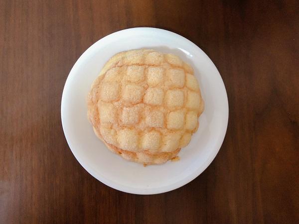 サックリメロンパン(税込116円)/(C)コクハク