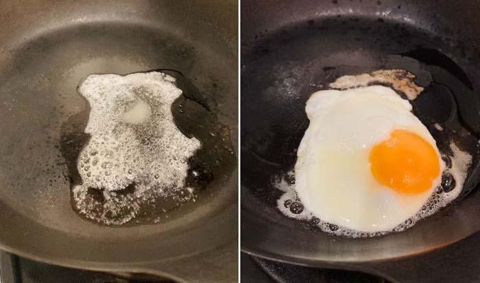 写真は卵1個バージョンです(C)コクハク