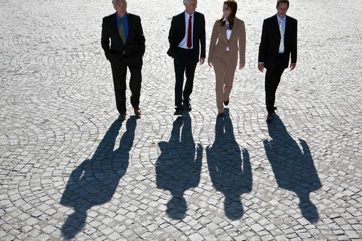 青年男性は平均7. 3頭身、青年女性は平均7. 2頭身(写真:iStock)