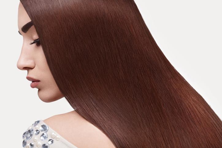 残念なことに美しい髪を持つ人は稀なんです(写真:iStock)