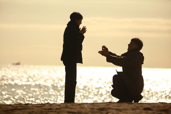 プロポーズはうれしいけど…(写真:iStock)