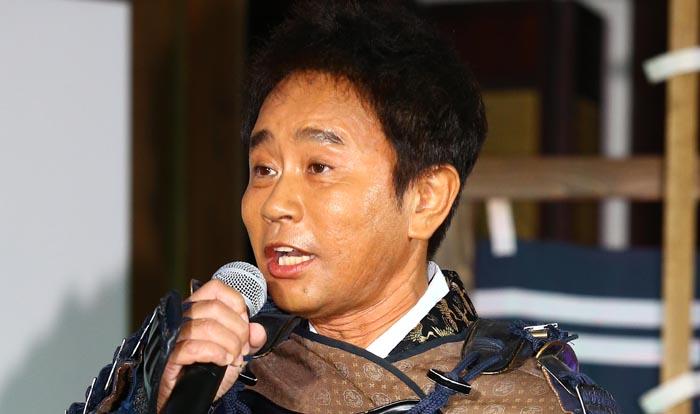 最近は浜田雅功(画像)MCの「プレバト」(MBS・TBS系)で俳句の名人としても活躍する横尾/(C)日刊ゲンダイ