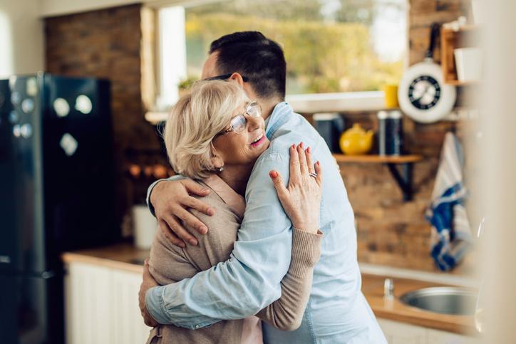 超年上女性を好む男性が増加中(写真:iStock)