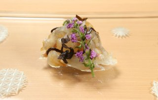 職人の知恵! 市販の塩昆布で作る「白身魚の塩昆布和え」