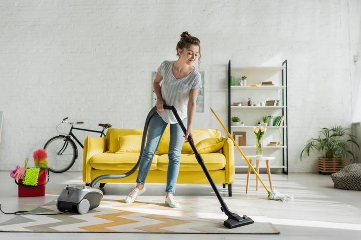 掃除はしっかりと!(写真:iStock)