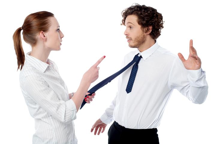このネクタイどうしたの?(写真:iStock)