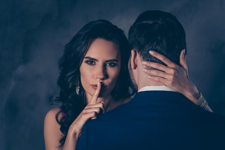 既婚者だけどドキドキしたい(写真:iStock)
