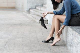 ハイヒールで足が痛い…原因&知っておきたい簡単対処法4選