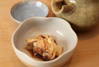 江戸前寿司の象徴「煮はまぐり」 余熱でふんわり軟らかく