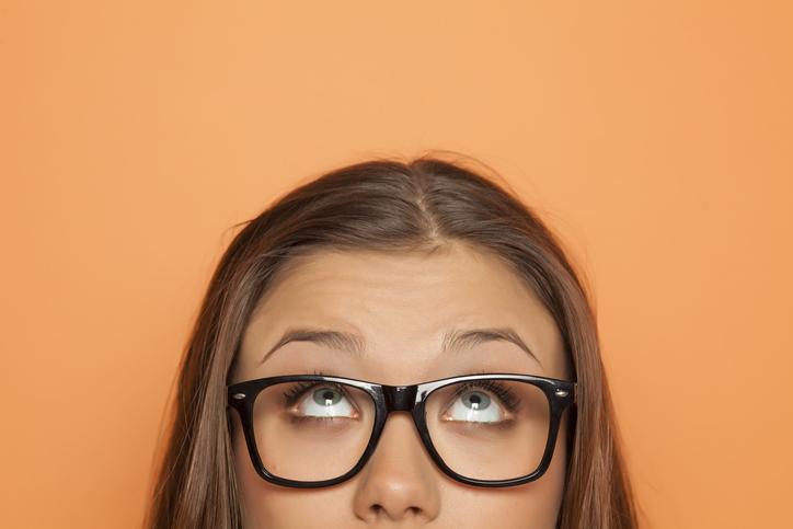 眉毛…ちゃんと整えてる?(写真:iStock)