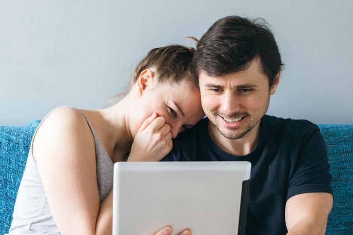女性のすっぴんを好む男性心理は?(写真:iStock)
