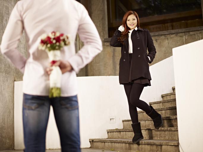 新しい恋に向かって♡(写真:iStock)