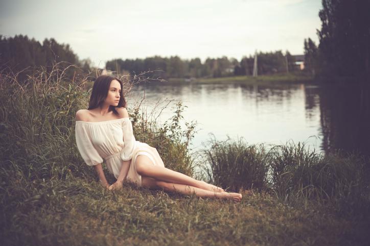本当の魔性の女はナチュラル系(写真:iStock)