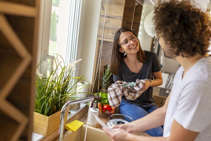 家事分担をはっきり決めよう(写真:iStock)