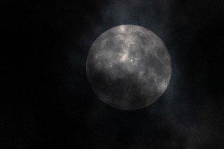 中秋の名月どうだった? 2021.9.23(木祝)