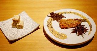 「イワシ蒲焼き風と奈良漬クリームチーズ」お酒に合う2品!