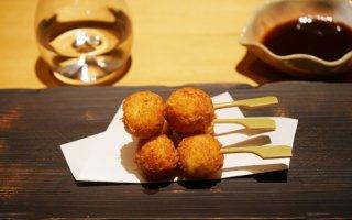「東京コロッケ」揚げたてのジャガイモはホックホクで熱々!